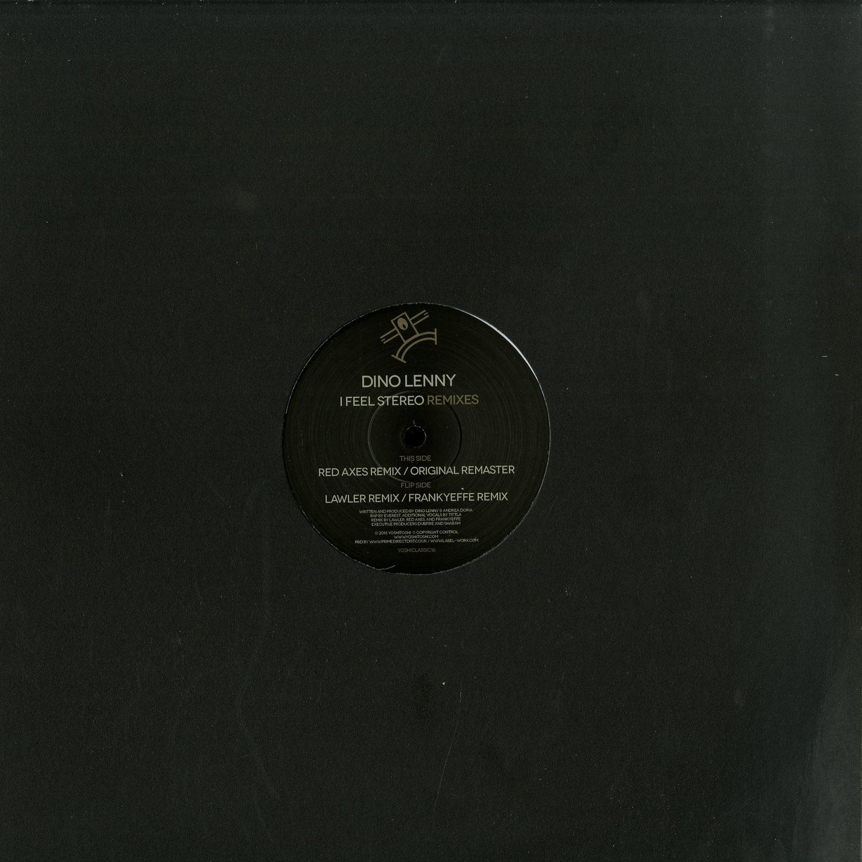 Dino Lenny - I FEEL STEREO REMIXES