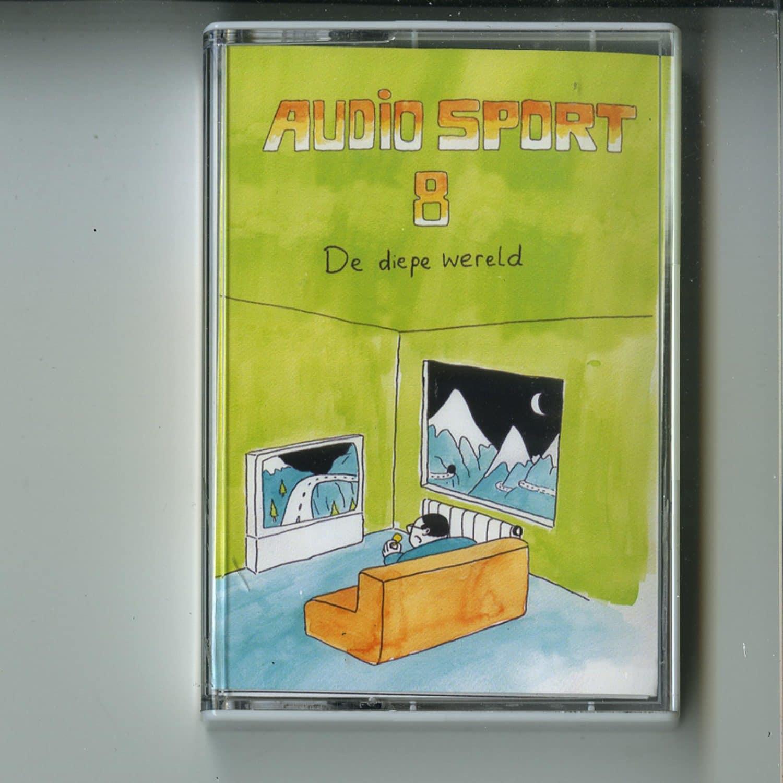 Audiosport 8 - DE DIEPE WERELD