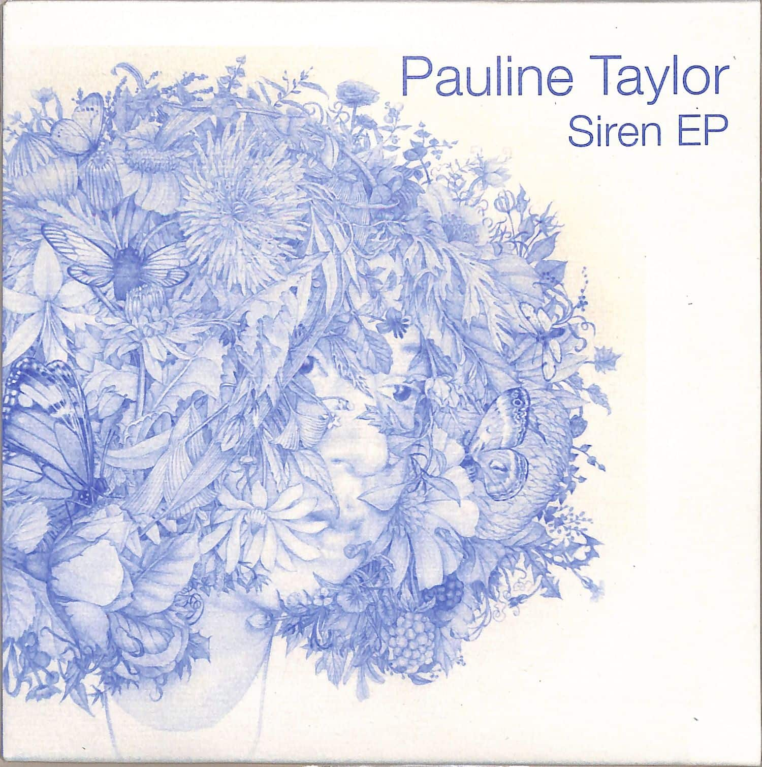 Pauline Taylor - SIREN EP
