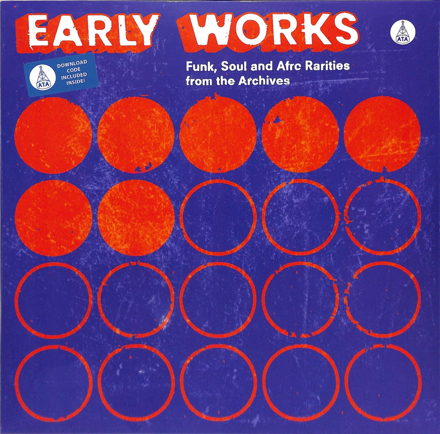 Various Artists - EARLY WORKS: FUNK, SOUL & AFRO RARITIES