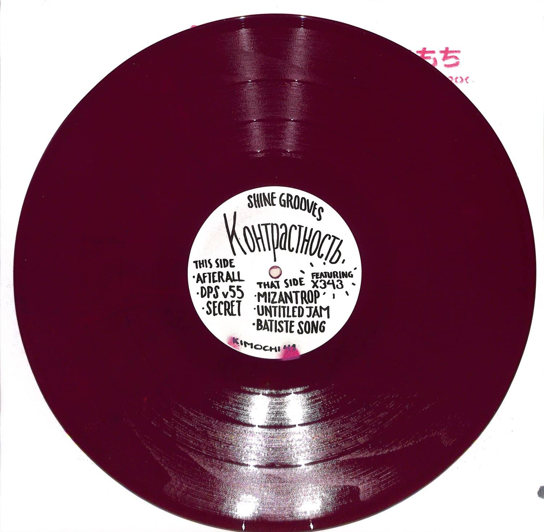 Shine Grooves - KONTRASNOT