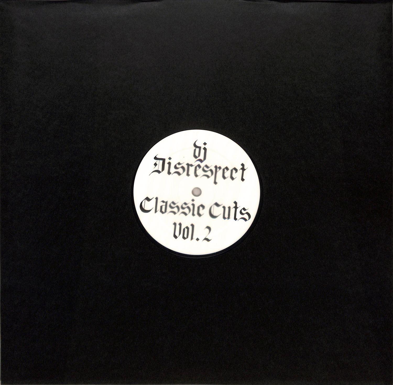 DJ Disrespect - CLASSIC CUTS VOL. 2