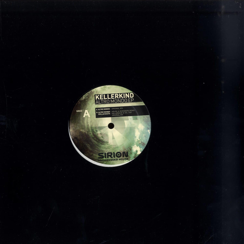 Kellerkind - ALTRO MONDO EP