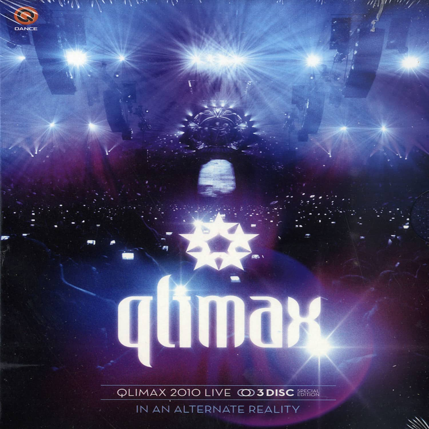 Qlimax LIVE - THE LIVE RESITRATION SPEZIAL 3DICE EDITION