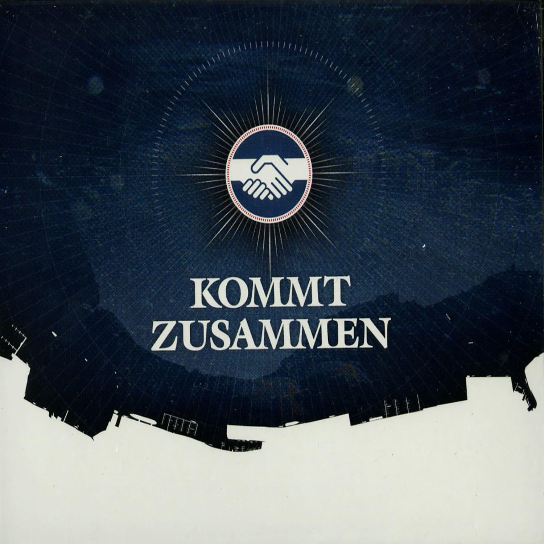 Various Artists - KOMMT ZUSAMMEN