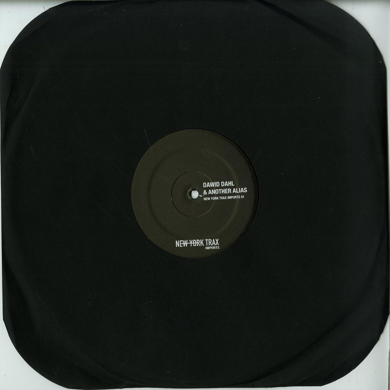 Dawid Dahl, Another Alias - EP 1