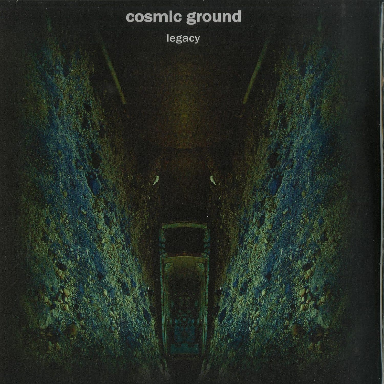 Cosmic Groound - LEGACY / THE PLAGUE