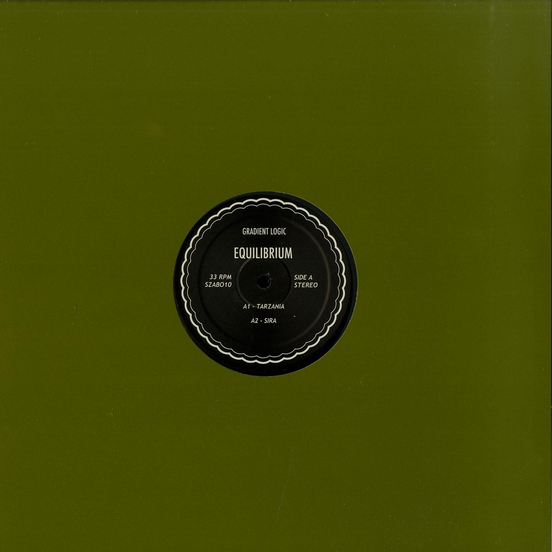 Gradient Logic / Native Red - EQUILIBRIUM EP