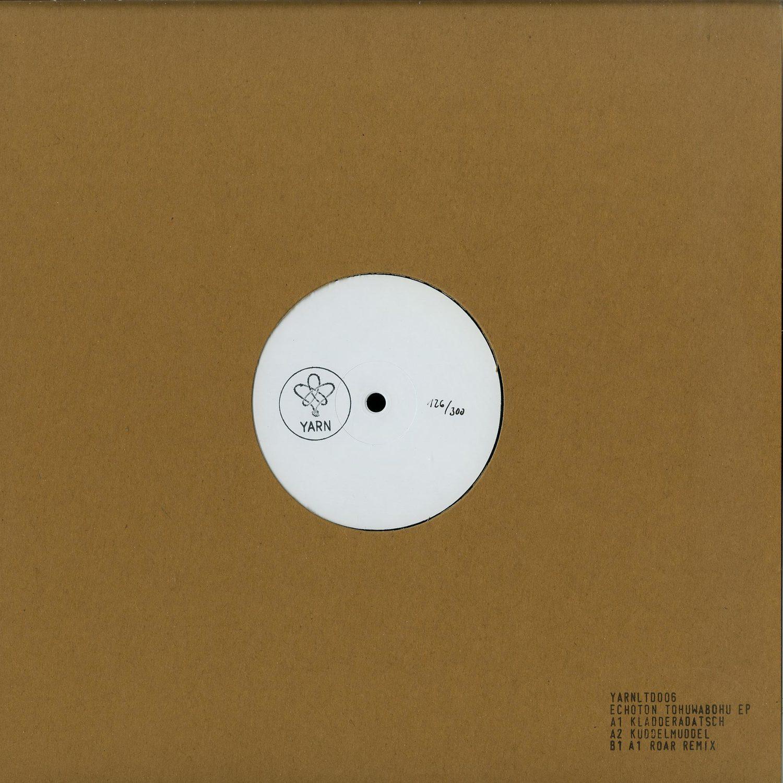 Echoton - TOHUWABOHU EP