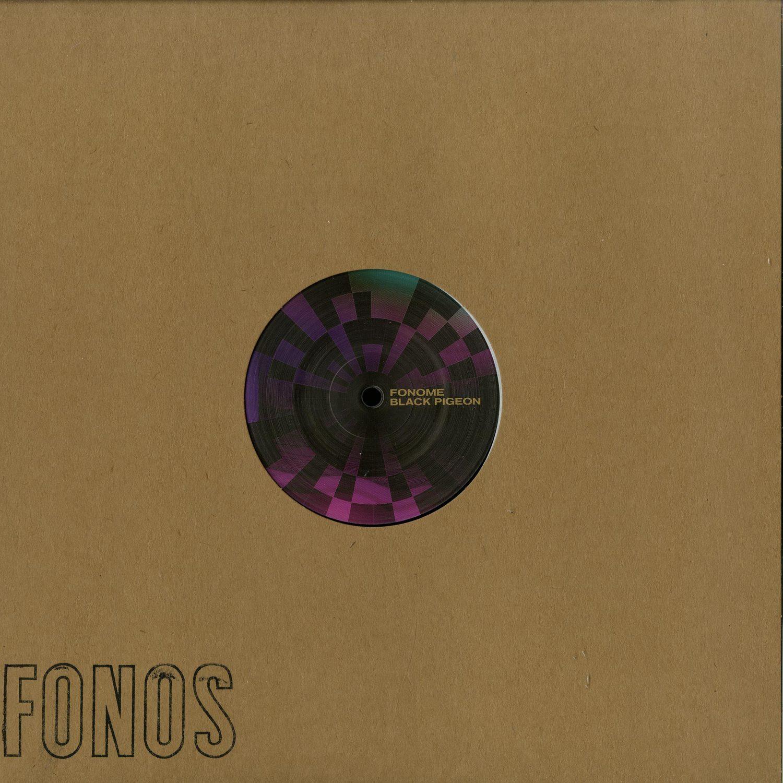 Fonome - BLACK PIGEON
