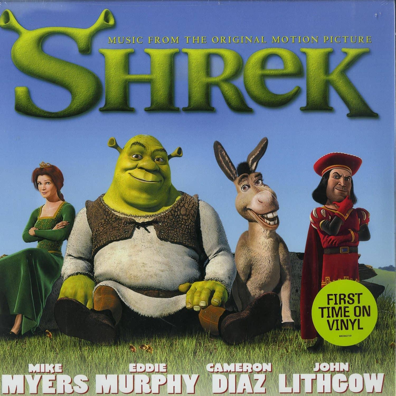 Various Artists - SHREK O.S.T.