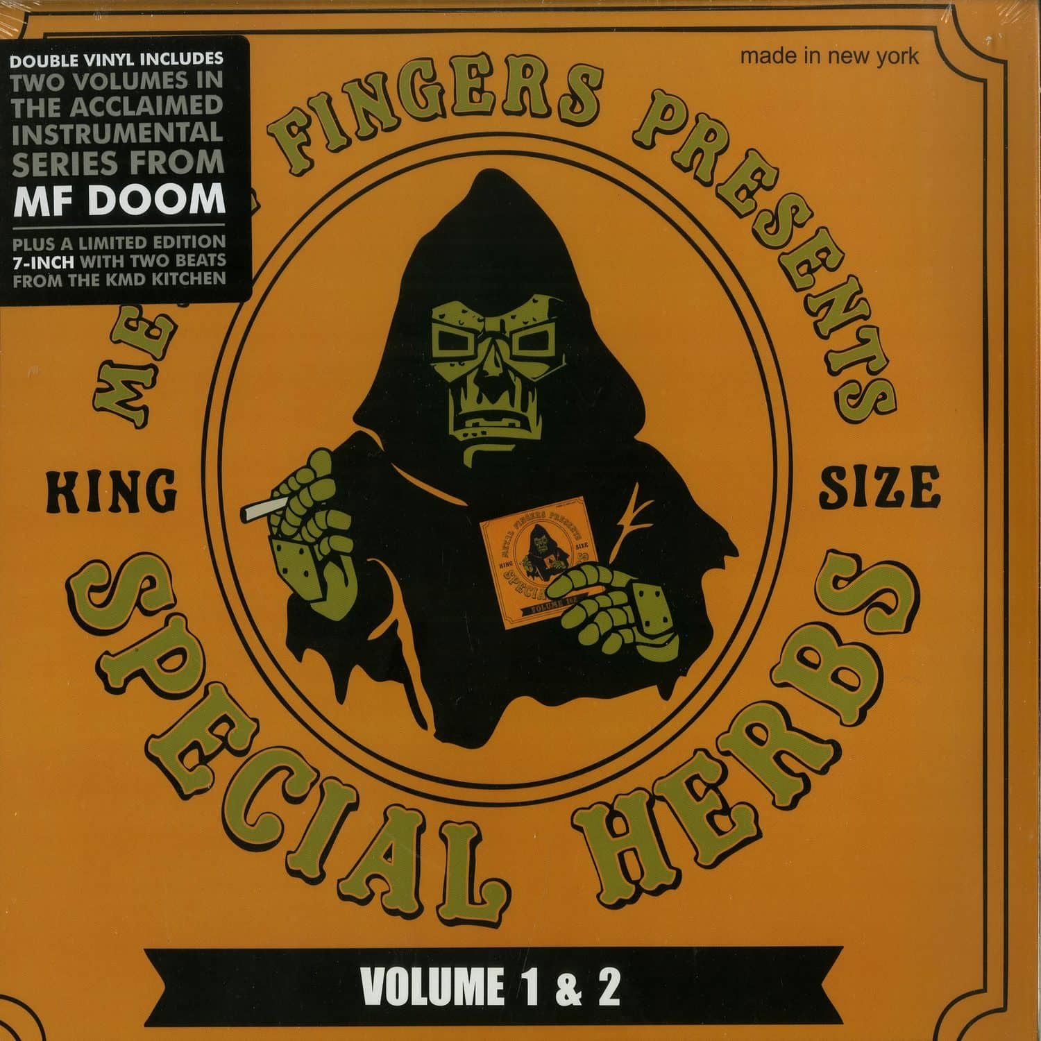 MF Doom - SPECIAL HERBS VOL.1 & 2