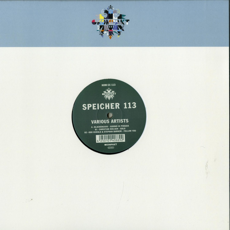 Various Artists - SPEICHER 113