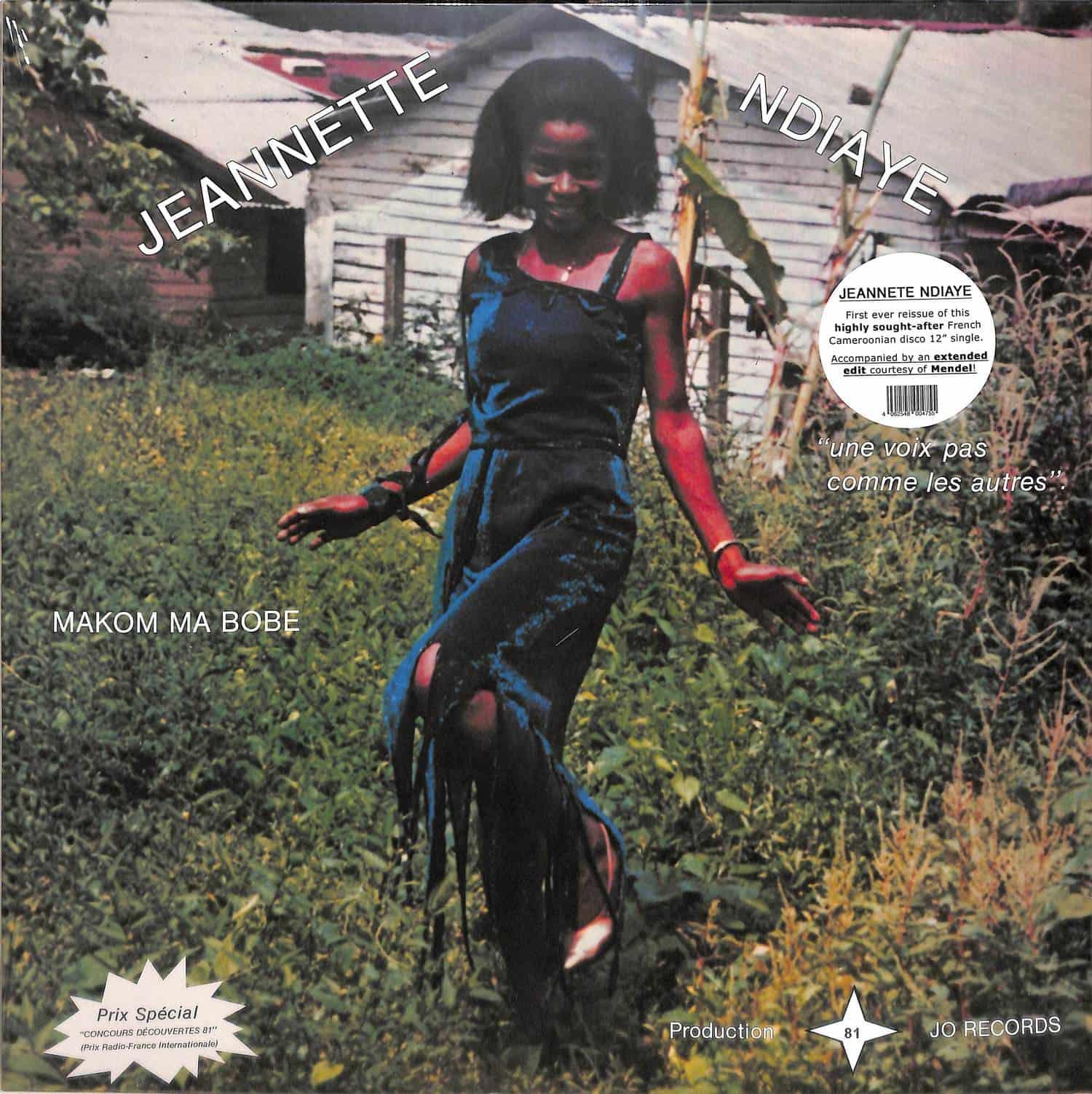 Jeannette N Diaye - MAKOM MA BOBE