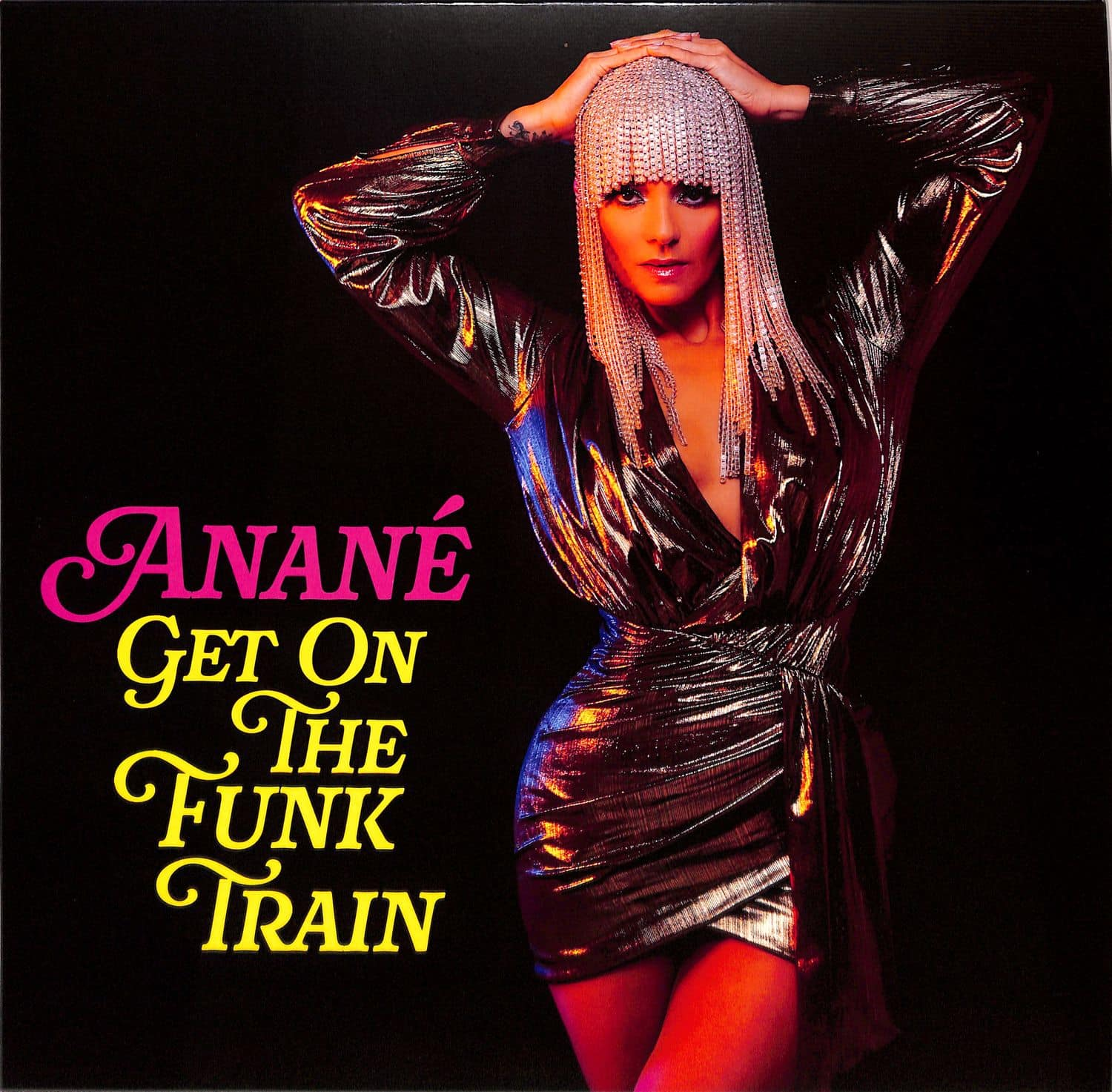 Anane - GET ON THE FUNK TRAIN