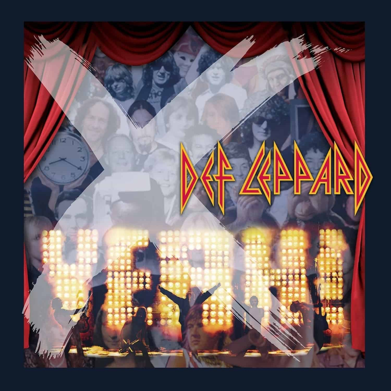 Def Leppard - THE VINYL BOXSET: VOLUME THREE