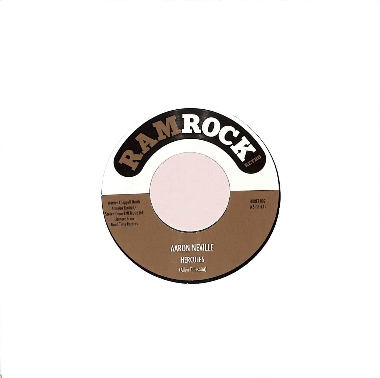 Aaron Neville / Al Jarreau - HERCULES B/W USE ME
