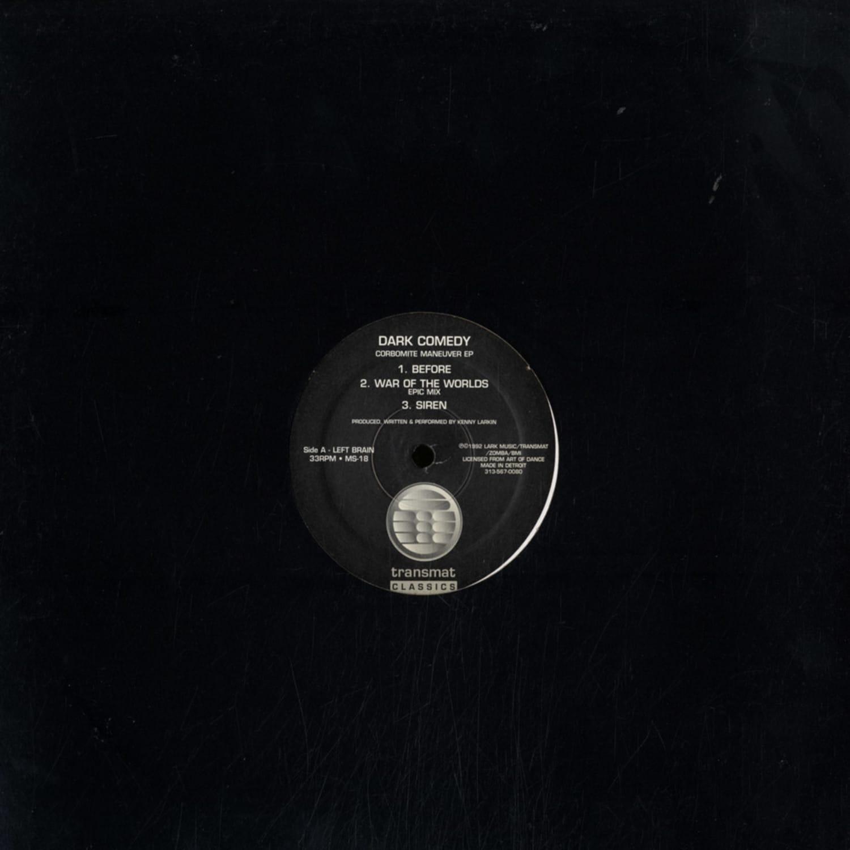 Dark Comedy - CORBOMITE MANEUVER EP