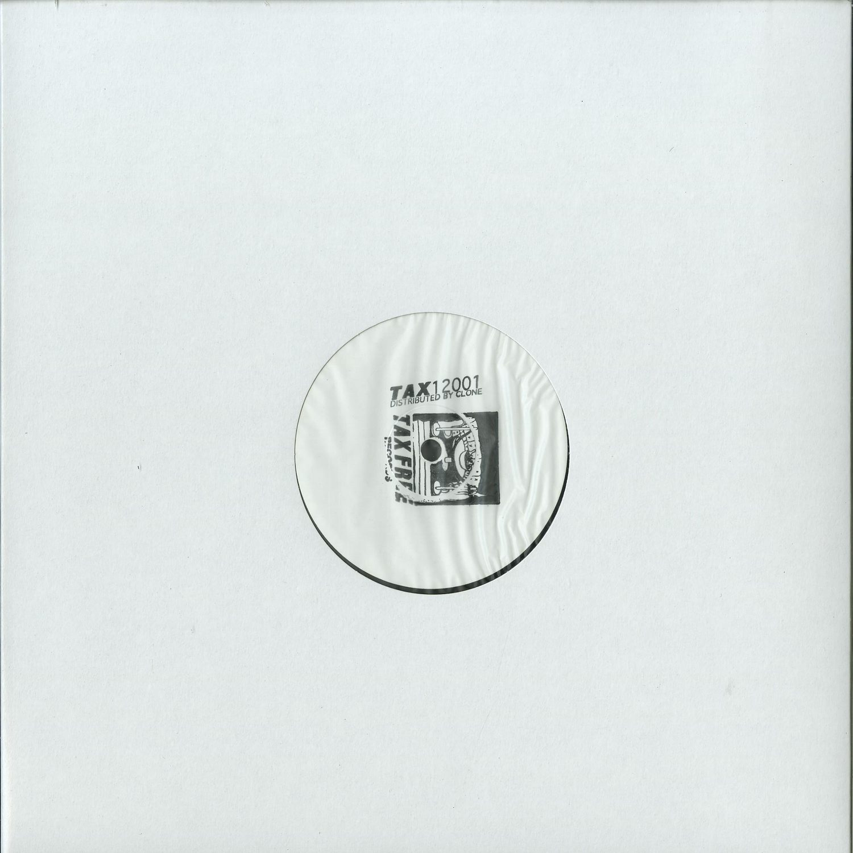 Max Graef, Funkycan, Graverock &  Dj Neumann - TAX12001