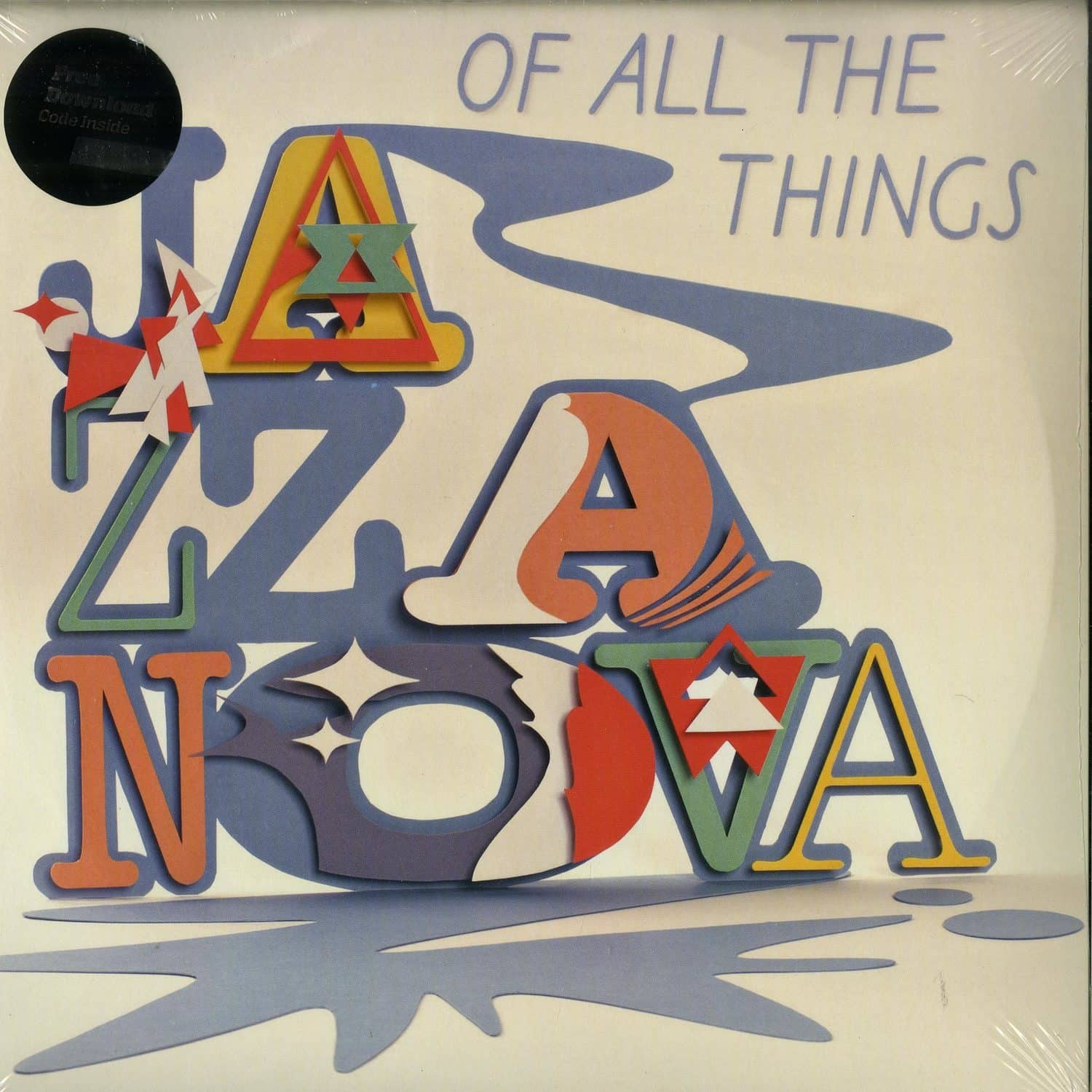 Jazzanova - OF ALL THE THINGS