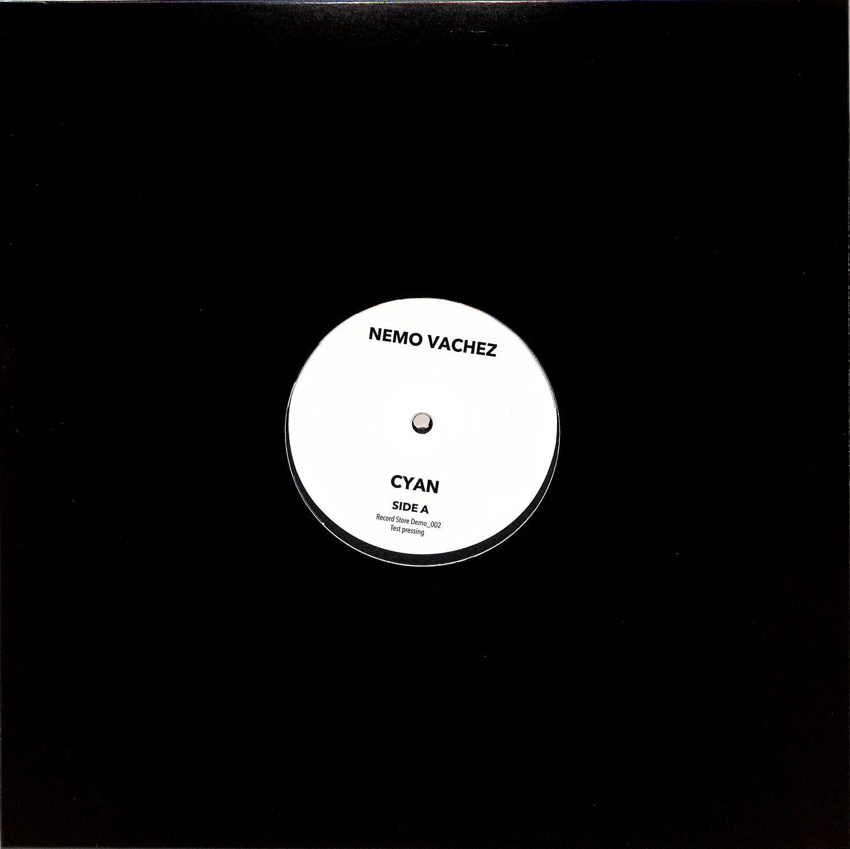 Nemo Vachez / Grooveguy - CYAN ANDOMEDA EP