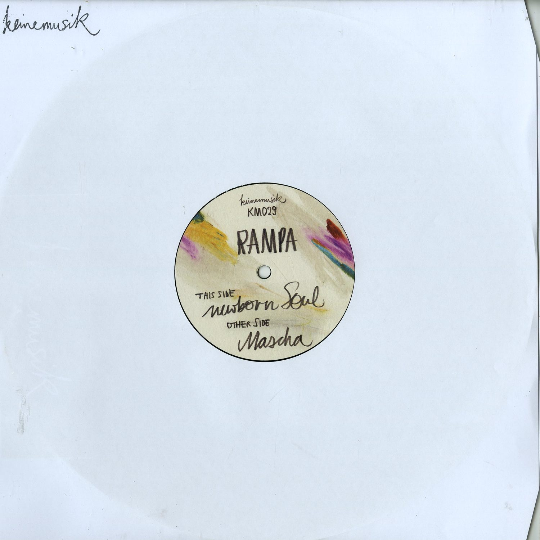 Rampa - NEWBORN SOUL EP