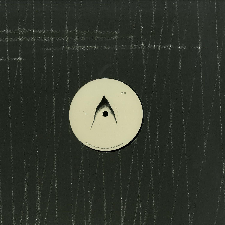 Max Durante - BLACK LIGHT EP