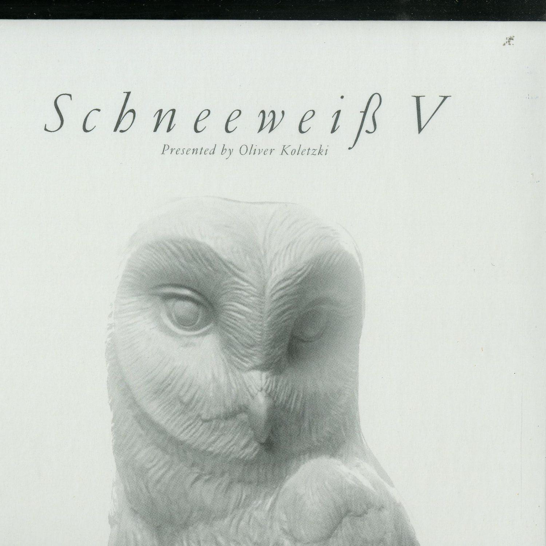Various Artists - SCHNEEWEISS 5 PRES BY OLIVER KOLETZKI