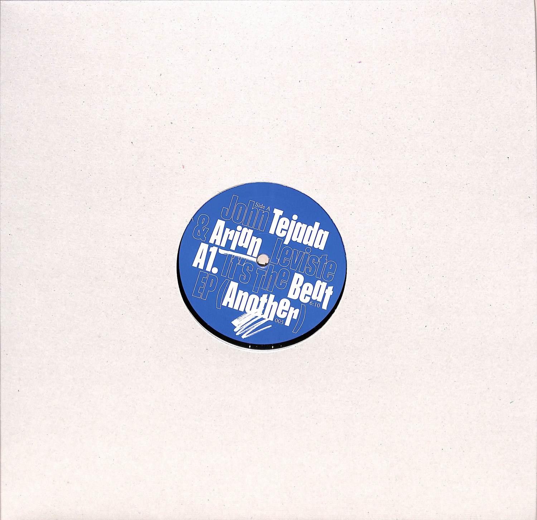 John Tejada & Arian Leviste - ITS THE BEAT EP