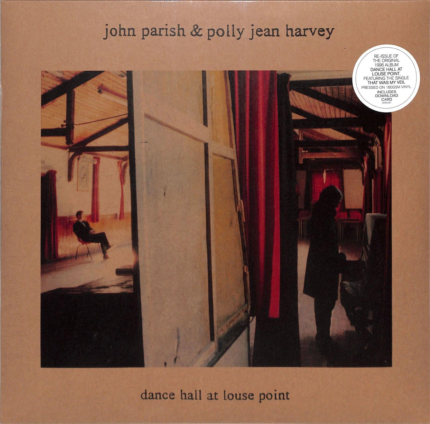 John Parish & PJ Harvey - DANCE HALL AT LOUSE POINT