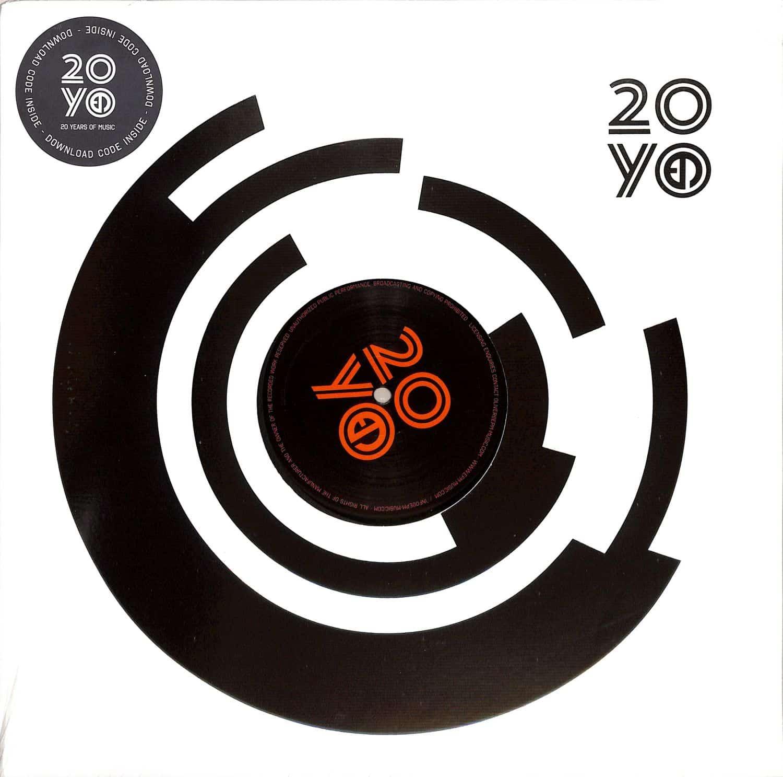 Jon Dixon / Eddie Fowlkes / DJ 3000 / Rico & Sonny - EPM20 EP3