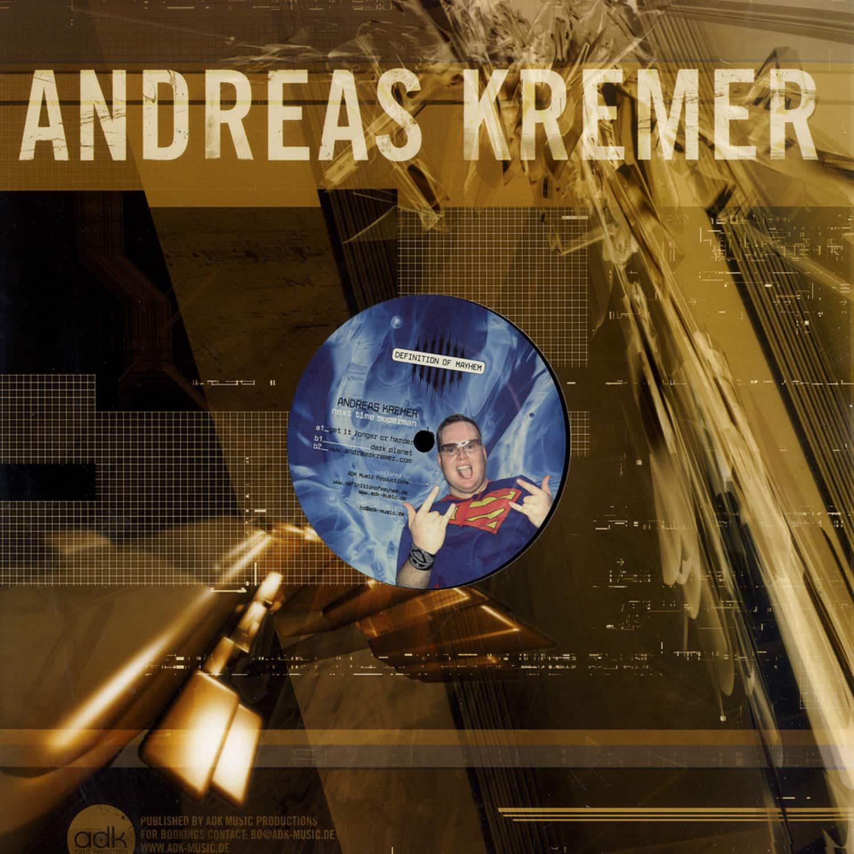 Andreas Kremer - NEXT TIME SUPERMAN