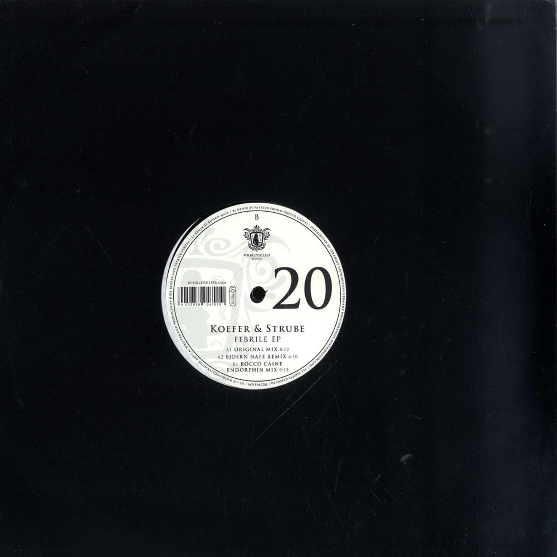 Koefer & Strube - FEBRILE EP