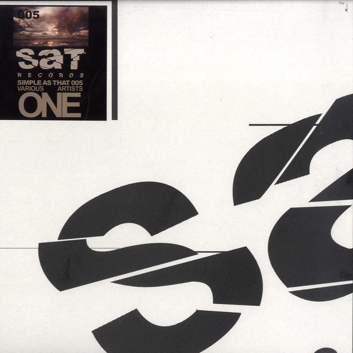 Various Artists - ONE