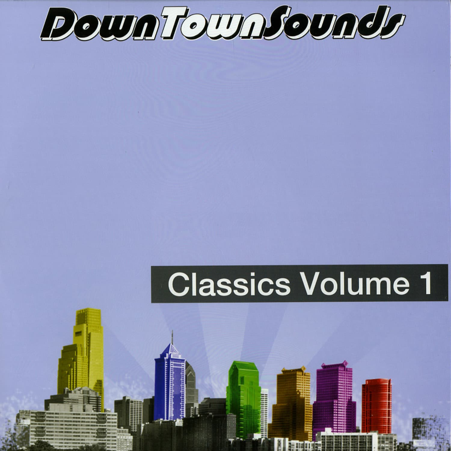 Various Artists - DOWNTOWN CLASSICS VOL 1