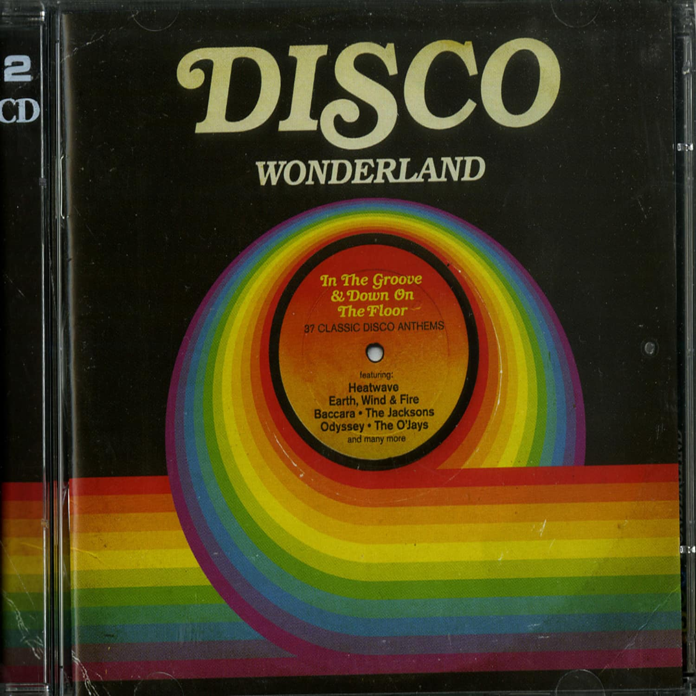 Various Artists - DISCO WONDERLAND