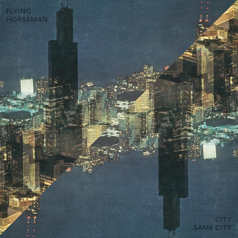 Flying Horseman - CITY SAME CITY