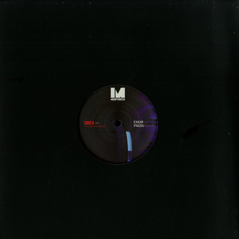 Various Artists  - MORFORECS # 002