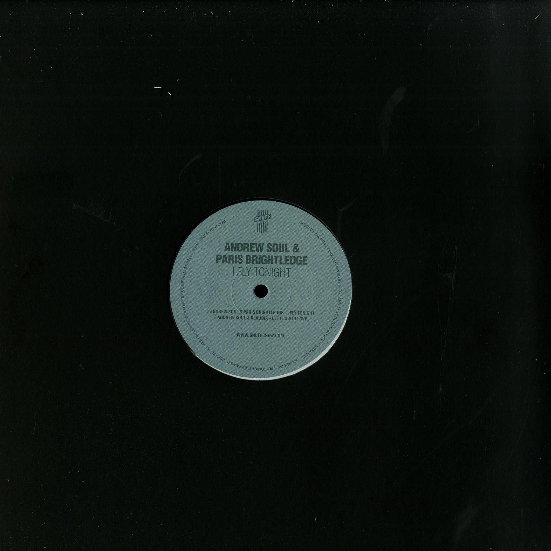 Andrew Soul & Paris Brightledge - I FLY TONIGHT