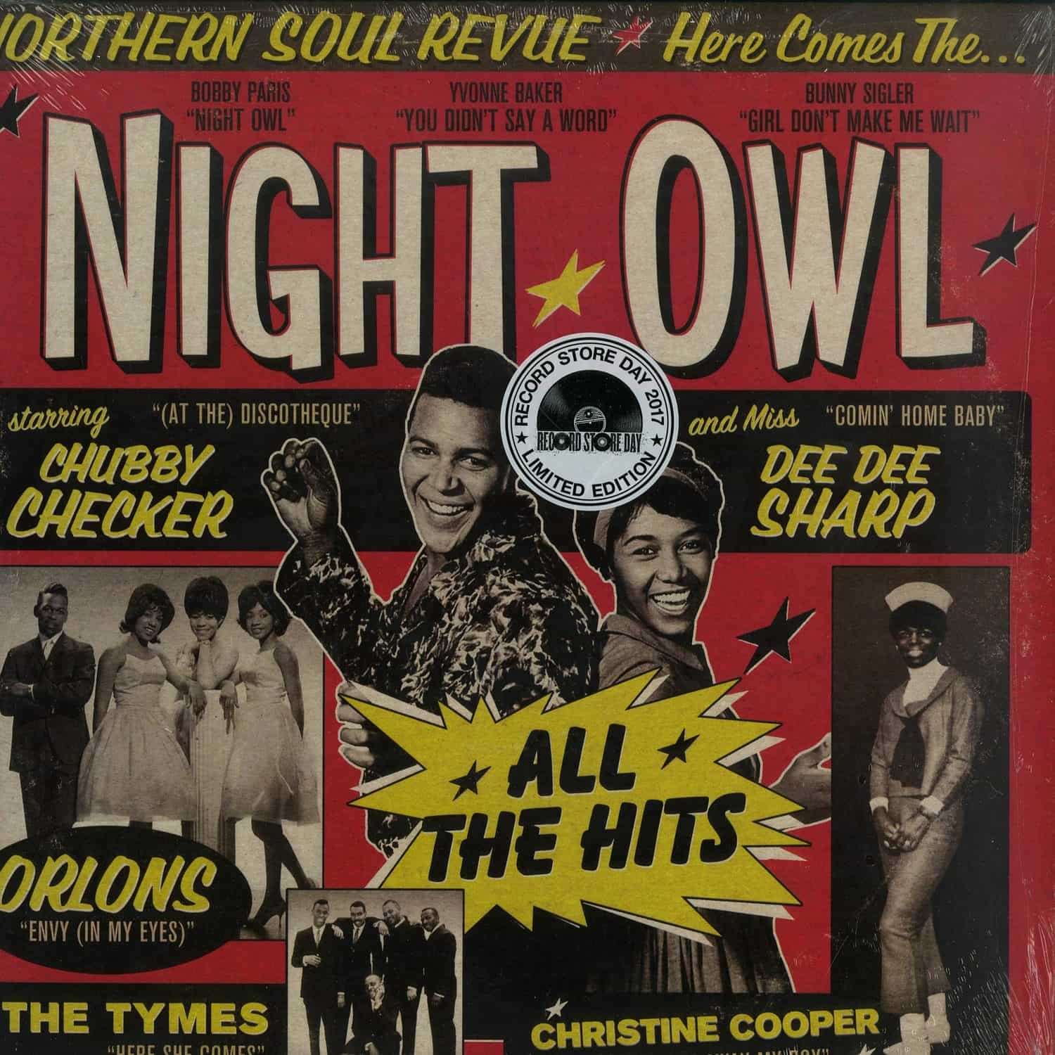 Various Artists - HERE COMES THE NIGHT OWL