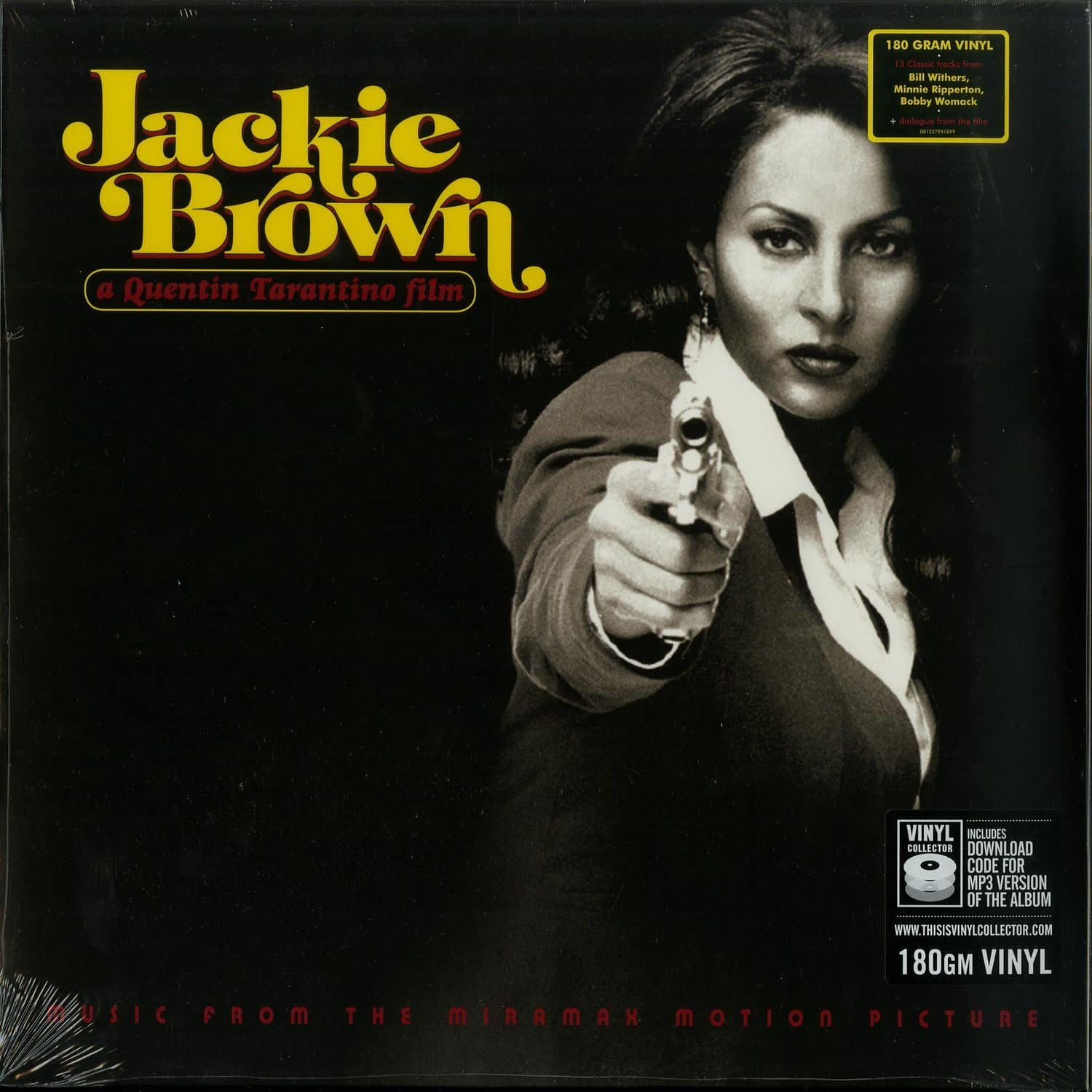 Various Artists - JACKIE BROWN O.S.T.