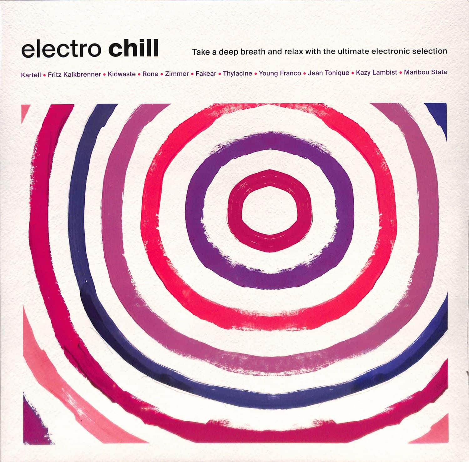 Various Artists - ELECTRO CHILL
