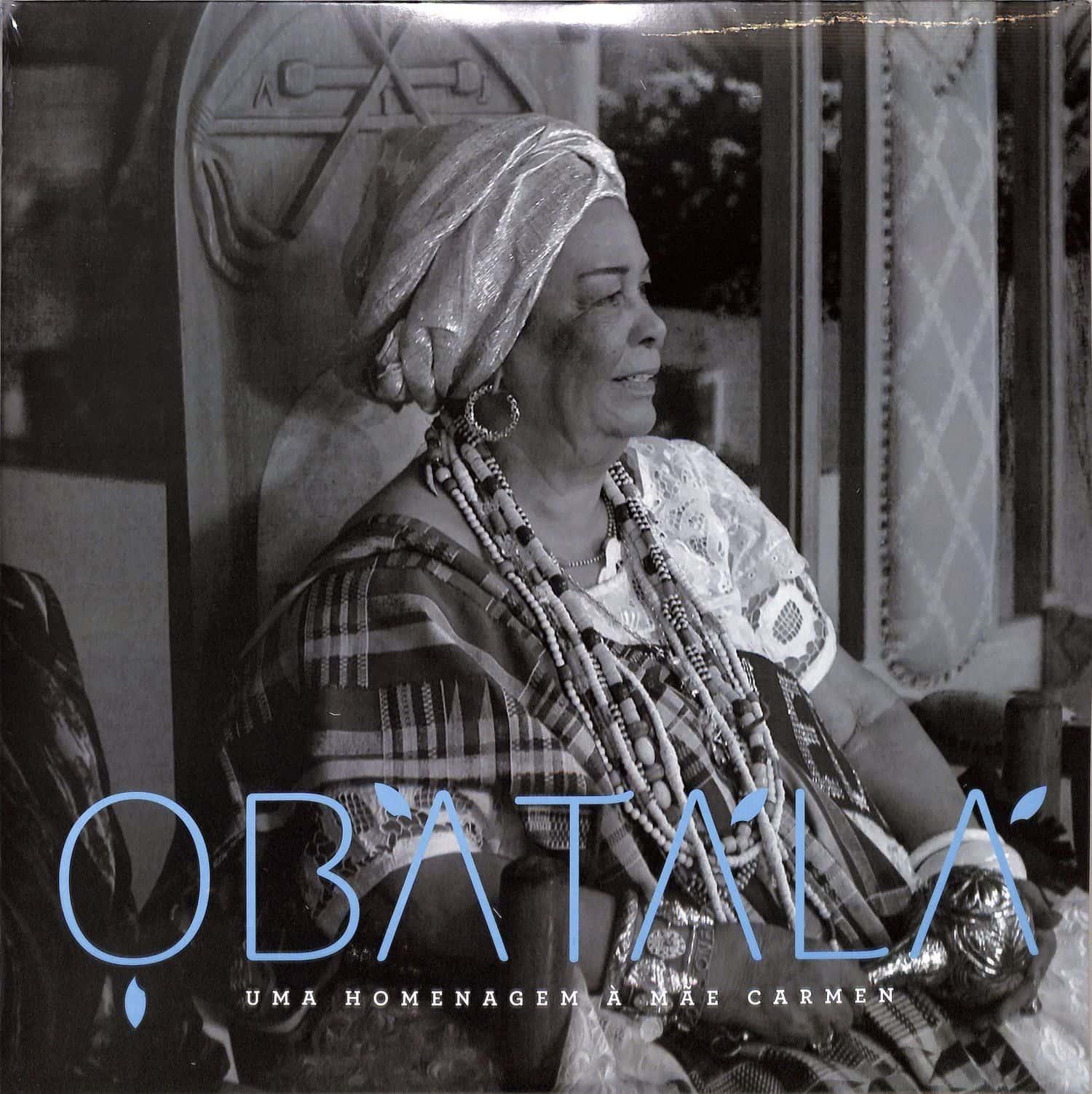 Various Artists - OBATALA - UMA HOMENAGEM A MAE CARMEN