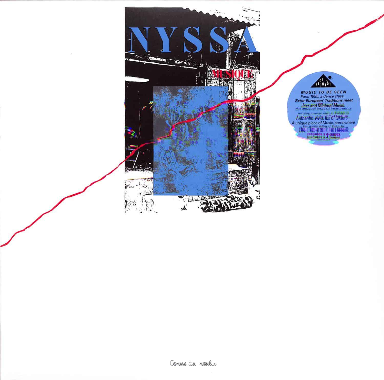 Nyssa Musique - COMME AU MOULIN