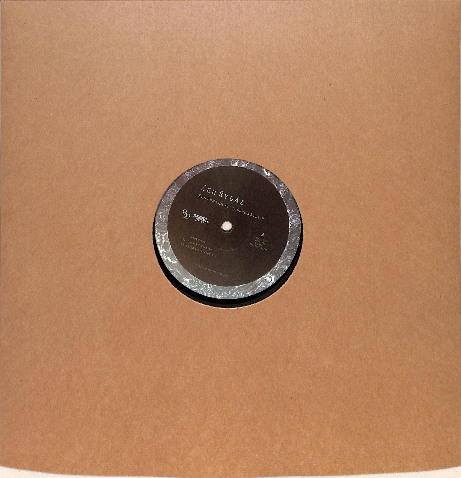 Zen Rydaz - BEGINNINGS REMIX EP