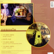 Back View : Console - 14 ZERO ZERO - Payola a5