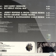 Back View : The House Keepers - HANGIN ON (REMIXES) - Nets Work International / nwi315