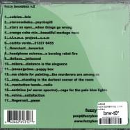 FUZZY BOOMBOX VOL. 2 (CD)