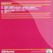 Back View : Defected In The House - MIAMI 2009 PART.1 - Defected / ith28ep1