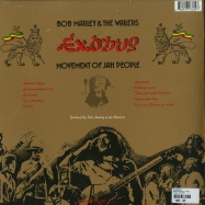 EXODUS (180G LP + MP3)